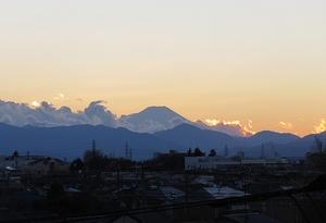 富士山2016